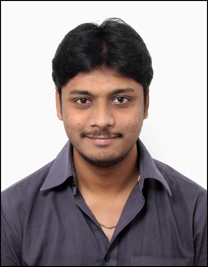 Aravind passport size foto